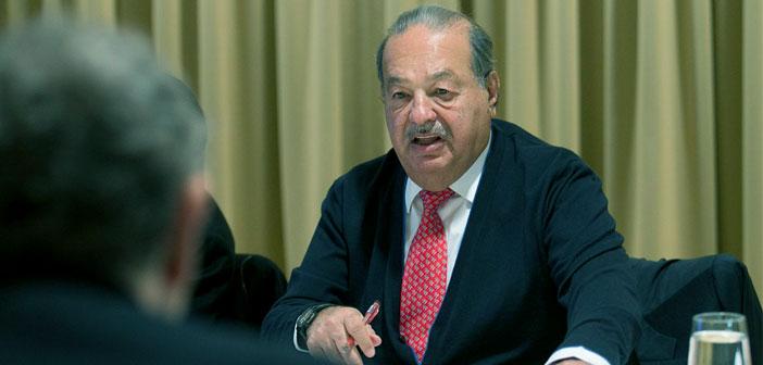 اقدامات کارلوس اسلیم در رکود اقتصادی در دهه 1980 در مکزیک