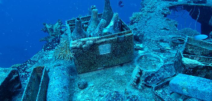 خلیج تراک (خلیج چاک)، میکرونیژیا - مکان رعب برانگیز دنیا